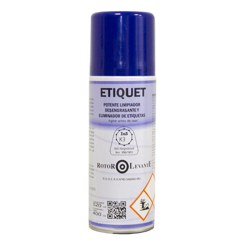 Etiquet 520cc Rotor Levante