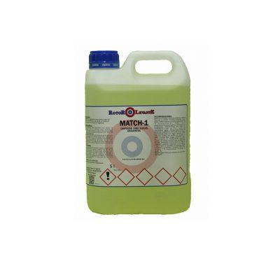 Match-1 limpiador para suelos grasientos Rotor Levante