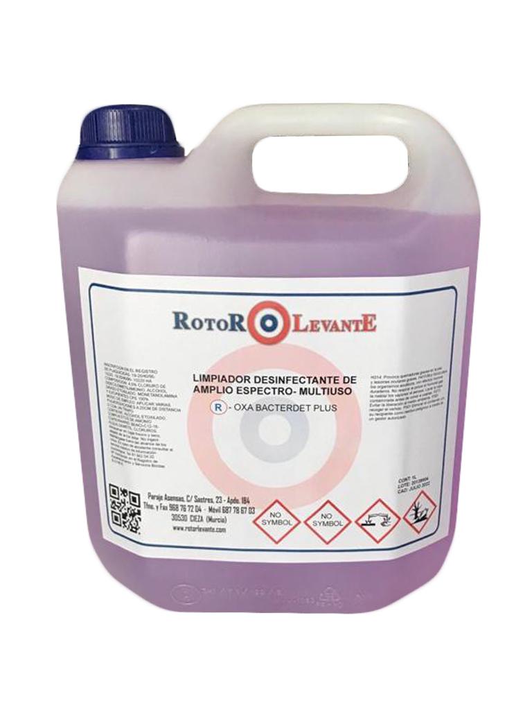 Desinfectante de superficies Rotor Levante