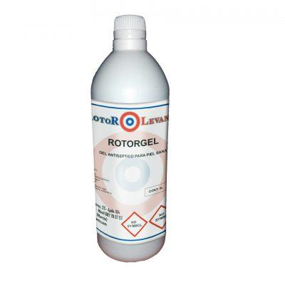 Rotorgel Gel hidroalcoholico Rotor Levante