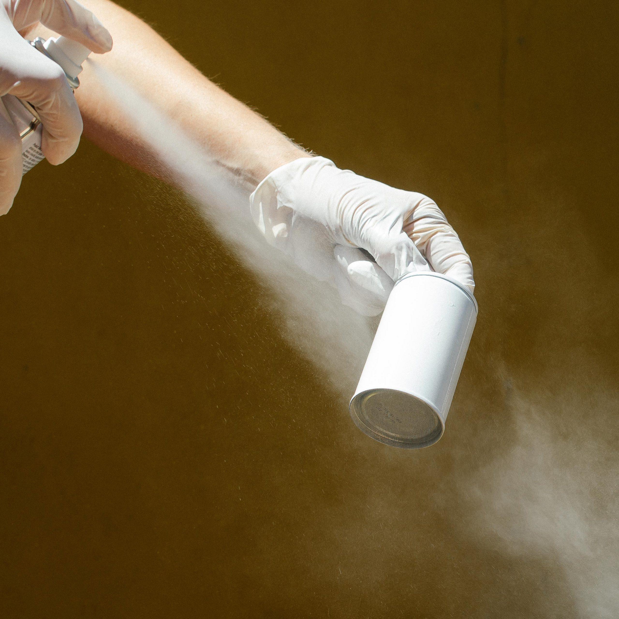 Spray Galvanizado en frio Rotor Levante