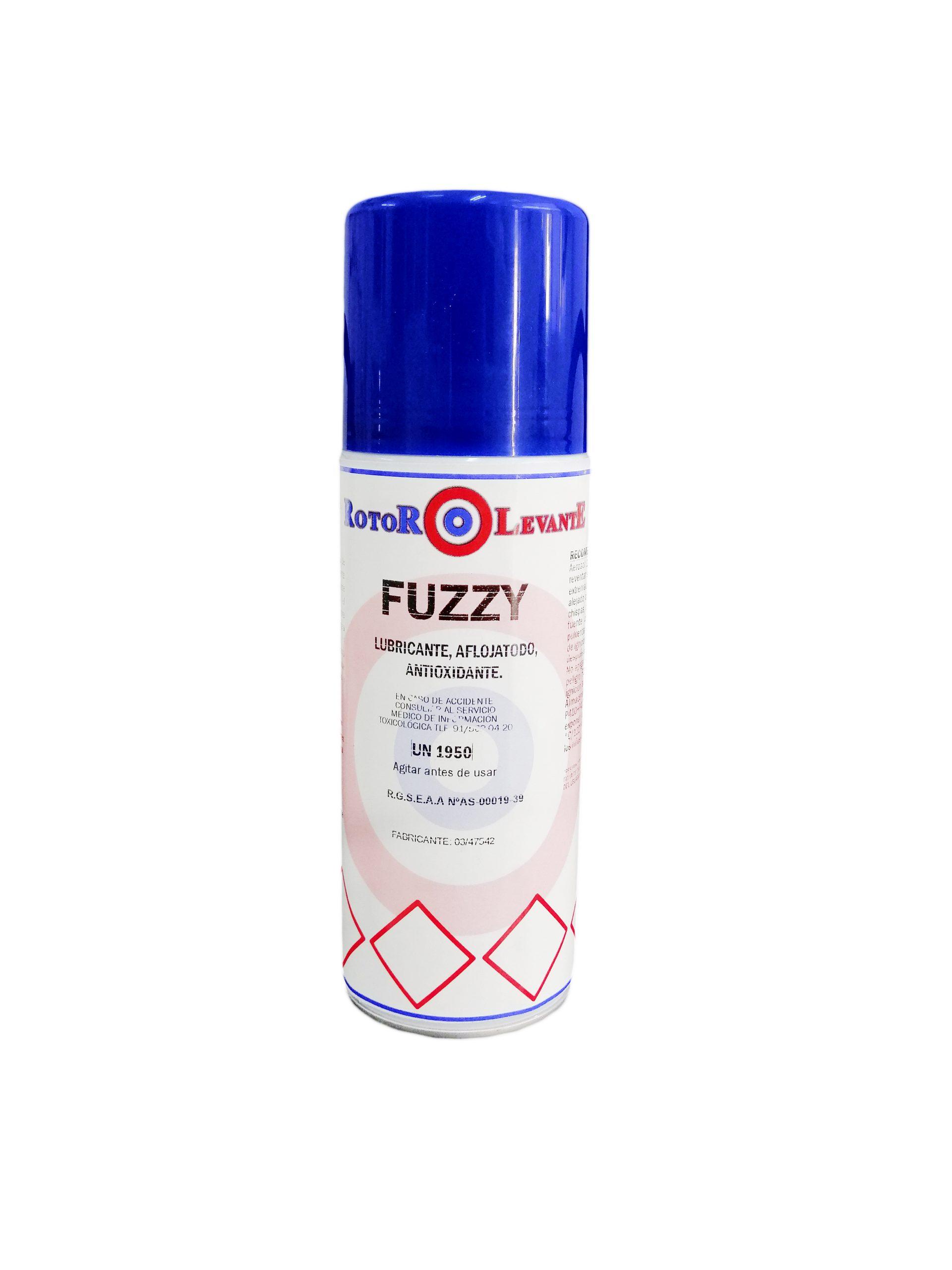 Fuzzy deslizante antiadherente Rotor Levante